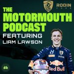 Ep 95 with Liam Lawson (Red Bull and F2 star)