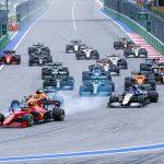 F1 announces 2022 schedule