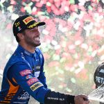 star Daniel Ricciardo to get prize for bet win with McLaren boss Zak Brown and drive one of prized car collection